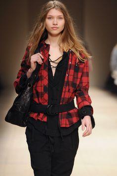 Isabel Marant at Paris Fashion Week Fall 2008 - StyleBistro