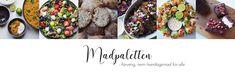 Lækre ruller med tunsalat   Aftensmad   Madpaletten Tapas, Picnic, Mango, Beans, Vegetables, Salt, Food, Manga, Picnics