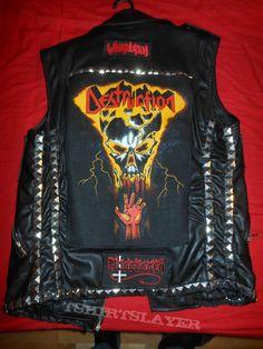 leather thrash