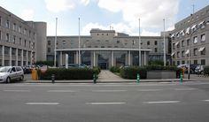 Campus vercruysselaan #azgroeninge #kortrijk