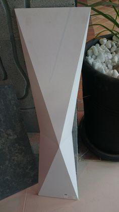 Placa De Gesso Origami 0,20 X 0,80cm - R$ 30,00 no MercadoLivre