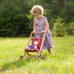 Ellison wants this doll stroller #novanatural
