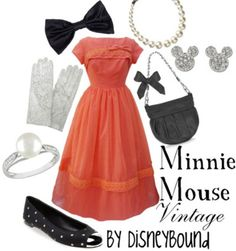 Inspired by Minnie Mouse
