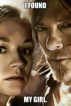 Beth and Daryl