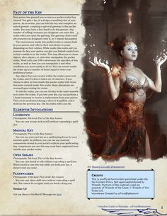 Dungeons And Dragons Races, Dungeons And Dragons Classes, Dnd Dragons, Dungeons And Dragons Characters, Dungeons And Dragons Homebrew, Dnd Characters, Fantasy Characters, Warlock Class, Warlock Dnd