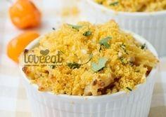 Вкусное-вкусное сочетание! Сладкая кукуруза, острый перчик, поджаренный бекон, много сыра, хрустящие чипсы и - паста! Такая мексиканская