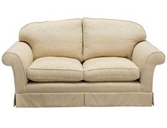 Winchester Upholstered                             Small 2 Seater Sofa
