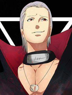HIDAN ~oh my gawd that smirk face~ Kakashi, Itachi Uchiha, Naruto Uzumaki, Anime Naruto, Anime Guys, Manga Anime, Hot Anime, Akatsuki, Boruto