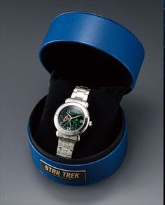 Star Trek 50th anniversary Special Edition 5000 Limited Official Watch Numbering