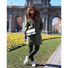 Cristina Ferreira, Military Jacket, Jackets, Fashion, Little Princess, Princesses, Down Jackets, Moda, Field Jacket