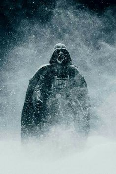 Vader is coming