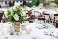 Reception Table Decor Mint White Silver Gold Animal Table Numbers Wood Flower Vase Candles | Centerville-Estate-Wedding-Photographer-Chico-California-TréCreative