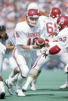 Qb Troy Aikman OU Oklahoma University Football df772dac1f