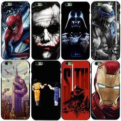 Marvel Avengers KingKong Star Wars Joker Back Phone Case Cover For Apple iPhone 6 6S  $3.97  http://5gtech.myshopify.com/products/marvel-avengers-kingkong-star-wars-joker-back-phone-case-cover-for-apple-iphone-6-6s?utm_campaign=outfy_sm_1487561756_828&utm