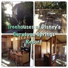 A review of the Treehouse Villas at Walt Disney World's Saratoga Springs Resort | Disney Resorts | Disney Resorts Florida | Disney Resorts Orlando | Disney World Resorts | Disney World Hotels | Walt Disney World Hotels |