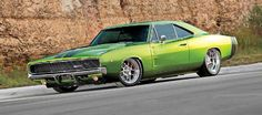 1968 Dodge Charger Driver