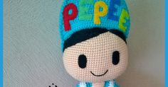 Büyük Boy PEPEE'nin TARİFİ / YAPILIŞI I knitted the first Pepee with Yaseminkale's description when I was just starting amigurumi. Then, upon request, I covered the older one . Baby Knitting Patterns, Crochet Dolls, Toys For Boys, Origami, Diy And Crafts, Hello Kitty, Old Things, Compost, Amigurumi Patterns
