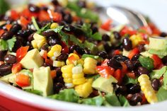 "The Avocado and Black Bean Salad is a great energy booster. It can also be called the perfect muscle food as its nutrients ""travel directly"" to the muscles. There is a small percentage of fat stored in this salad, but that won't cause any problems at all, will it? To prepare the Avocado Black Bean […]"