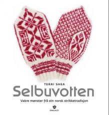 Selbuvott- I have a pair (: Knit Mittens, Mitten Gloves, Beautiful Norway, Drink Sleeves, Hand Knitting, Needlework, Tees, Inspiration, Book