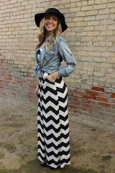 Hollywood & Vine Maxi Dress – Leah B. Boutique
