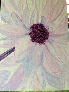 Pastel beauty Painted by Teresa Beard Lowell