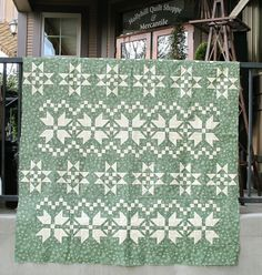 http://www.hollyhillquiltshoppe.com Image Display. Love this - like a fair isle sweater
