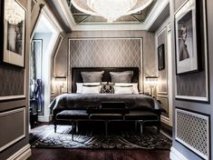 The Great Gatsbys New York: Where to Experience 1920s NYC : Condé Nast Traveler | The Plaza Hotel Gatsby Suite
