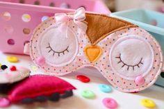 Mascara para dormir