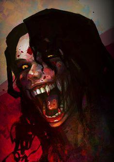 Mortal Kombat - Portrait of Mileena - Fan Art Character Inspiration, Character Art, Character Design, Mortal Kombat X Wallpapers, Mortal Kombat Art, Mortal Combat, Darkest Dungeon, Mileena, Vampire Art