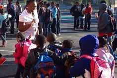 """Creating a """"Culture of Joy"""" at MPS -- This article highlights the collaborative efforts of 3 nonprofit organizations in Milwaukee -- City Year, Schools That Can, and Teach for America -- who have dedicated their time, resources, and people to turn Carver Academy around."""