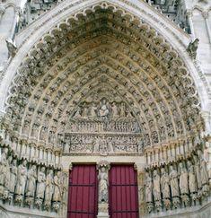 Portal del Juicio Final. Catedral de Amiens 4