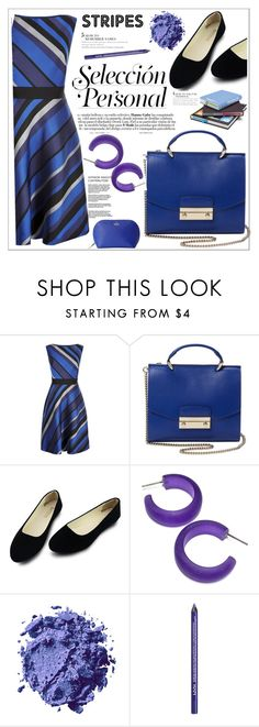 """""""Stripes"""" by ucetmal-1 ❤ liked on Polyvore featuring Fenn Wright Manson, Handle, NYX and Kate Spade"""