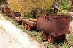 You can feel the history of what once was an established and thriving mining town. Mogollon, NM