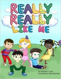 #Really, Really #Like #Me: Gretchen Leary, Dani Bowman Written by a young lady who is on the #Autism Spectrum, this book explores how we are different in some ways yet so alike in others. Perfect for younger #children and a great discussion starter. #Best #kids #books #Christmas #Gift