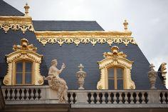 Versailles  <3 Gold finish - Magnificent. #PalaceOfVersailles