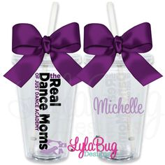 The Real Dance Moms of Personalized Acrylic Tumbler