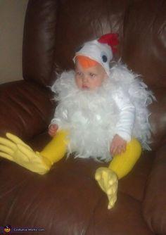 Chicken Baby Costume - 2013 Halloween Costume Contest
