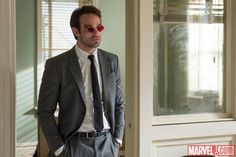 First Official Images of Marvel's Daredevil Netflix TV Series