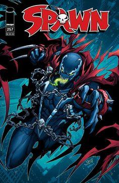Spawn Vol 1 257 - Image Comics Database - Wikia Comic Book Artists, Comic Book Characters, Comic Character, Comic Books Art, Comic Art, Marvel Characters, Character Design, Spawn Comics, Batman Comics