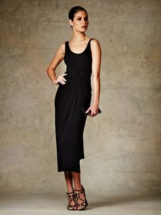Awesome! But cost more than my monthly rent!    Infinity Tank Dress by Donna Karan on Gilt.com