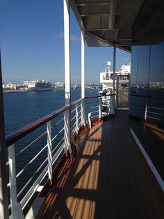 A lovely wraparound deck