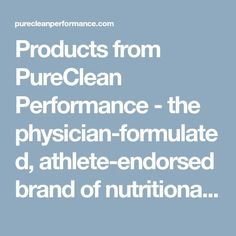 Products from PureClean Performance - the physician-formulated, athlete-endorsed brand of nutritional supplements made exclusively from fruits, vegetables, and herbs   For optimal training, racing, and recovery results   #beets #beetpowder #aminoacids #nitricoxide #enduranceathlete   purecleanperformance.com
