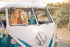 Beach Bohemian Wedding Inspiration. RENT VW BUS IN S.CALIFORNIA