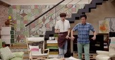 Sung Dong-Il and Lee Kwang-Soo : The dance move that gets all the chicks lol ep.2  ' It's Okay, That's Love ' #kdrama