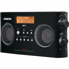 SANGEAN PR-D5-BK DIGITAL PORTABLE STEREO RECEIVER WITH AM/FM RADIO (BLACK) SANGEAN PR-D5-BK DIGITAL by SANGEAN. $126.56. This product may be prohibited inbound shipment to your destination.. Residents of CA, DC, MA, MD, NJ, NY - STUN GUNS, AMMO/MAGAZINES, AIR/BB GUNS and RIFLES are prohibited shipping to your state. Also note that picture may wrongfully represent. Please read title and description thoroughly.. Brand Name: SANGEAN Mfg#: PR-D5-BK. Shipping Weight:...