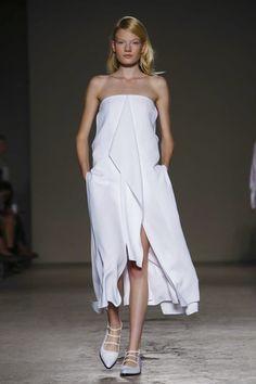 Gabriele Colangelo Ready To Wear Spring Summer 2015 Milan - NOWFASHION