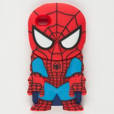 Marvel Chara-Covers Spiderman iPhone 4/4S Case 214973300 | iPhone Cases | Tillys.com