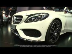 With the GLA 45 AMG and the new C-Class, Mercedes-Benz unveils two world premieres at the Detroit Auto Show