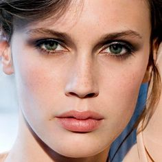 Marine Vacth photographed by Myriam Roehri, Fair Skin Makeup, Hair Makeup, Kate Moss, French Models, Character Design References, Portrait, Woman Face, Pretty Face, Hair Beauty