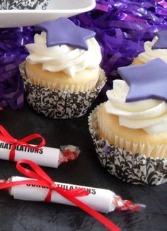 college graduation party ideas food | Graduation - Party Planning - Party Ideas - Cute Food - Holiday Ideas ...